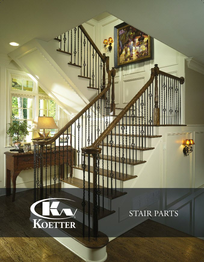Koetter Stair Parts Catalog