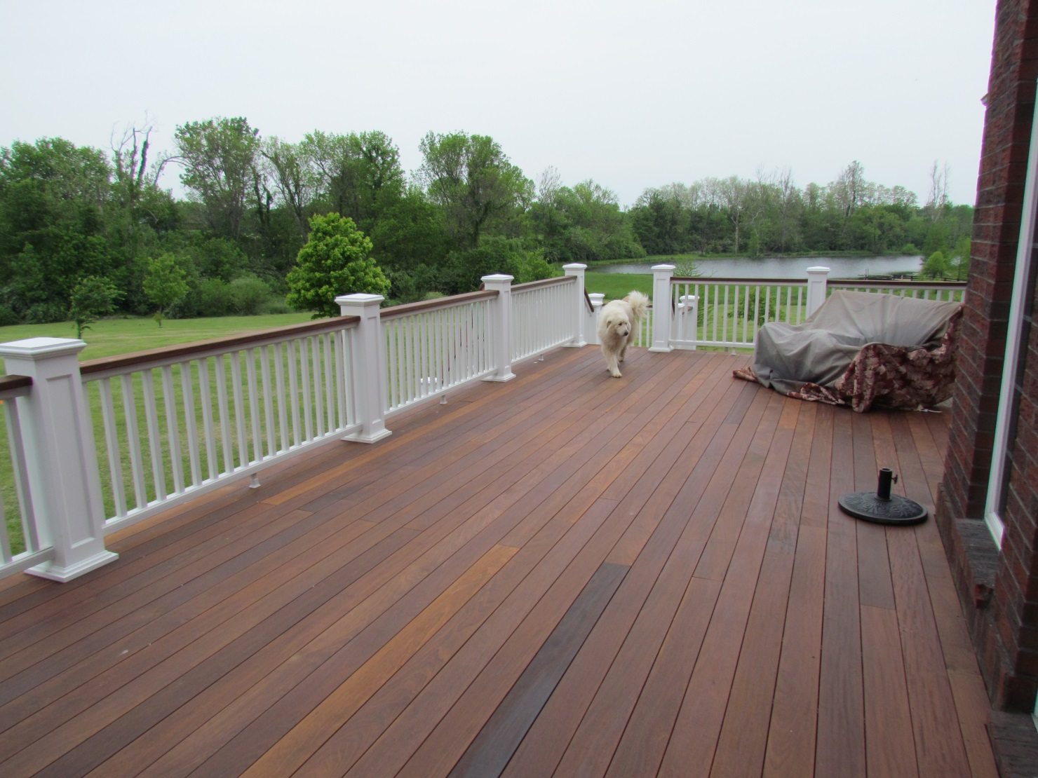 Pros And Cons Of Ipe Decking Congleton Lumber Amp Design