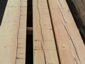 Why Does Timber Crack Or Check Congleton Lumber