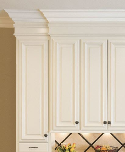 Add Crown Molding To Kitchen Cabinets: Upgrade Your Home With Moulding